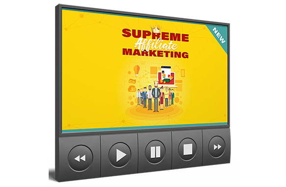 Supreme Affiliate Marketing Upgrade Package