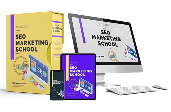 SEO Marketing School