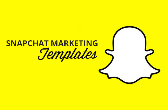 Snapchat Marketing Templates