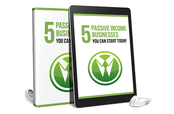 5 Passive Income Business You Can Start Today AudioBook and Ebook