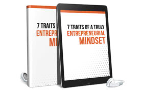 7 Traits Of a Truly Entrepreneurial Mindset AudioBook and Ebook