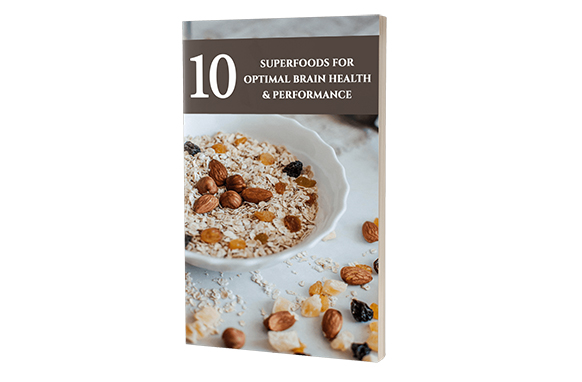 10 Superfoods For Optimal Brain Health and Performance