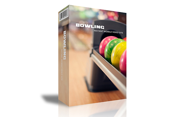 Bowling Instant Mobile Video Site