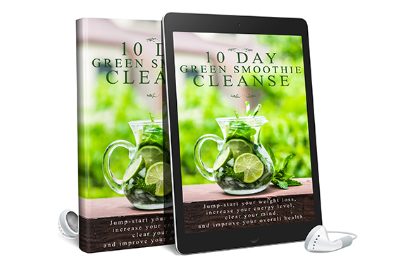 10 Day Green Smoothie Cleanse AudioBook and Ebook